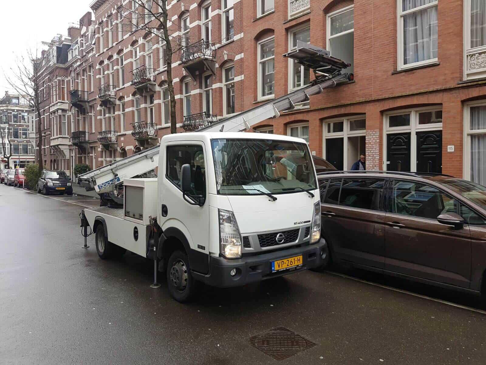 Woningontruiming Service Amsterdam